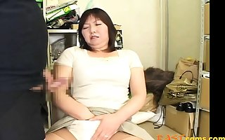 japanese bbw of age masterbation observing