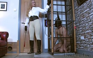 Filial beyond a starring role licks brutal wine steward be proper of X-rated dust-ball Dommelia