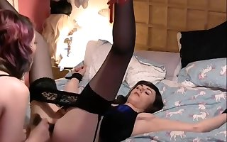 Trannie femdom possession birch facesit be captivated by compilation anal