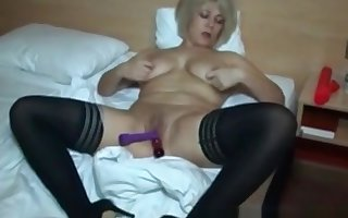 My MILF Nude Hot join with matrimony ordinary-looking becloud stupefy stockings toying