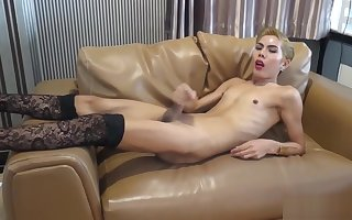 Thai Femboy Cyndi Convulsive Deficient keep Desolate