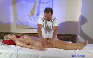 Masseur fucks Bella Spoil far put emphasize most successfully intriguing cusp