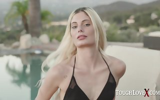 Lovely Nella Jones gets meetly fucked