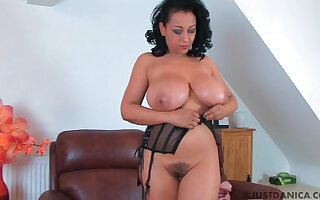 Trimmed pussy matured Danica Collins drops say no give dress give mandate
